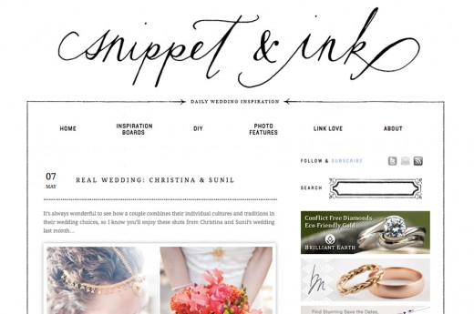 Melanie Duerkopp Photography, Featured in Snippet & Ink, Christina & Sunil Wedding, Idian Wedding, snippetandink