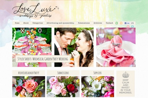 Melanie Duerkopp Photography, LoveLuxe Blog, Featured, Stylized Shoot, Garden Wedding