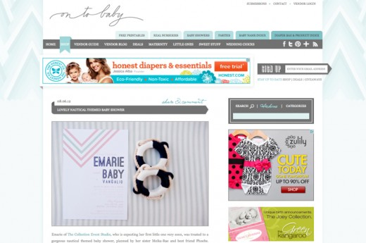 Melanie Duerkopp Photography, On to Baby, Featured, Baby Shower,