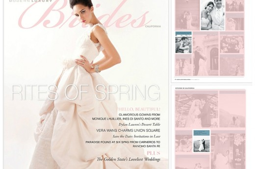 Brides California, Featured, Hitched Section, Melanie Duerkopp Photography