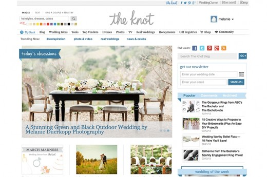 Melanie Duerkopp Photography, The Knot Blog, Featured,